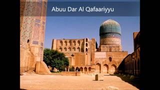 Suwar Min Xayaati Saxaabah - Abuu Dar Al Qafaariyyu