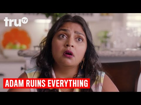 Adam Ruins Everything - How Random Events Create Conspiracy Theories | truTV