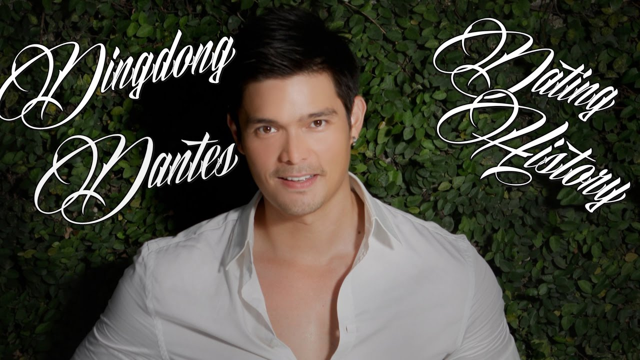 Women Dingdong Dantes Has Dated ♥♥♥ - YouTube