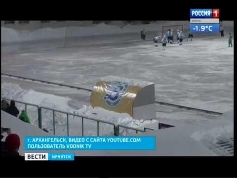 Игра в свои ворота  «Байкал Энергия» и «Водник» шокировали болельщиков