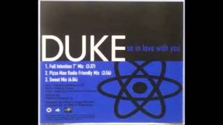 Duke - So In Love With You (Full Intention Mix)
