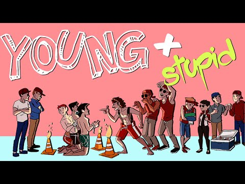 Check, Please!    YOUNG & STUPID