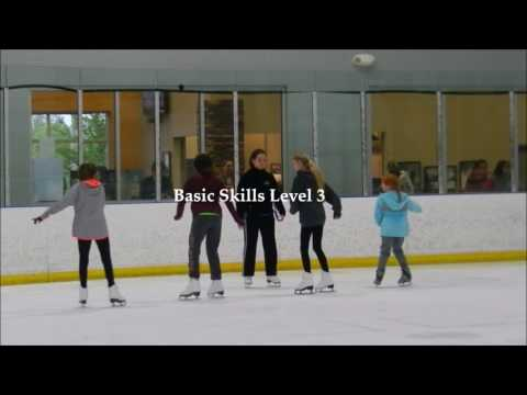 Figure Skating Basic Skills  Level 1-3