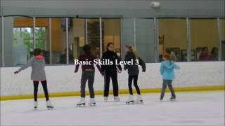 Figure Skating Basic Skills  Level 1-3