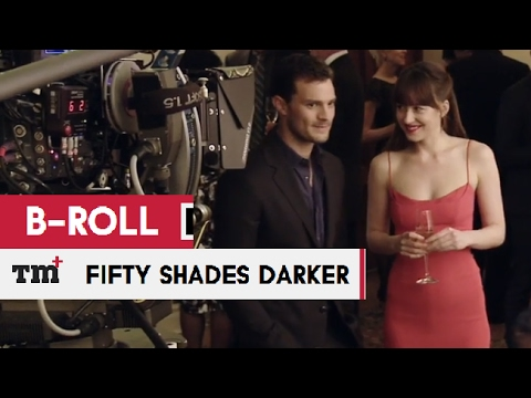 FIFTY SHADES DARKER B-Roll Bloopers Video 2017 - Dakota Johnson, Jamie Dornan Thriller Movie HD