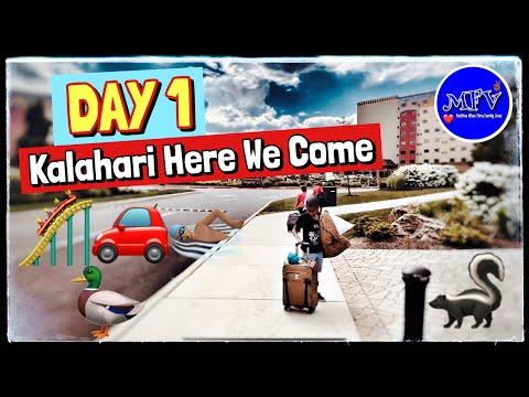day-1-heading-to-kalahari-waterpark-&-resort-in-poconos-pa- -repost