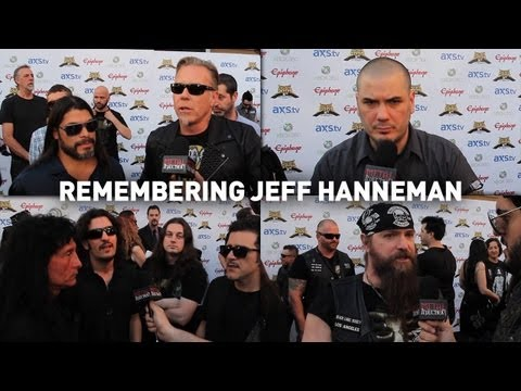 Memories of SLAYER's Jeff Hanneman (Metallica, Pantera, Anthrax, Stone Sour, Zakk Wylde and more)