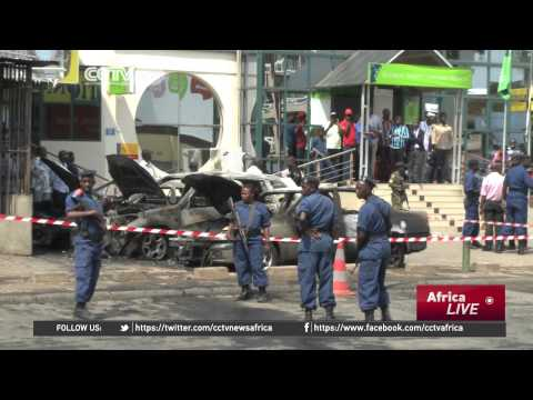 Burundi Crisis: Unrest Takes A Toll On The Capital Bujumbura