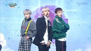 exo cbx blooming dayㅣ엑소 첸백시 화요일 music bank ep 924