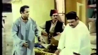 Funny Munawar Zareef Pakistani Comedy Film Ziddi With Munawar Zareef and Nanha Mota