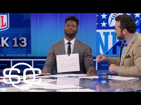 Ryan Clark makes official apology to Jaguars QB Blake Bortles   SportsCenter   ESPN