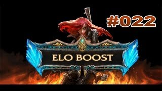 LoL | ELO BOOST EvilChallenge - Aatrox | #022 Deutsch HD(, 2013-10-28T11:30:00.000Z)