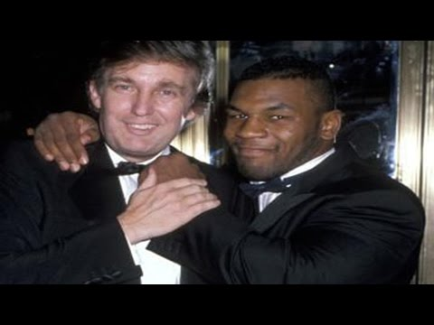 "MIKE TYSON: ""VOTE DONALD TRUMP"" Heavyweight Legend SUPPORTS Trump Presidency U.S.A (Boxingego)"