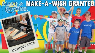 Theme Park Fun!! Family Fun Pack Does Make-a-Wish for a Superfan || Mommy Monday