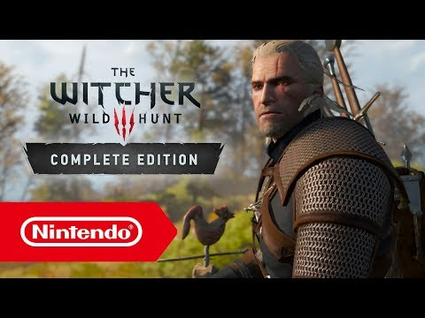 The Witcher 3: Wild Hunt – Complete Edition – E3 2019-Trailer (Nintendo Switch)
