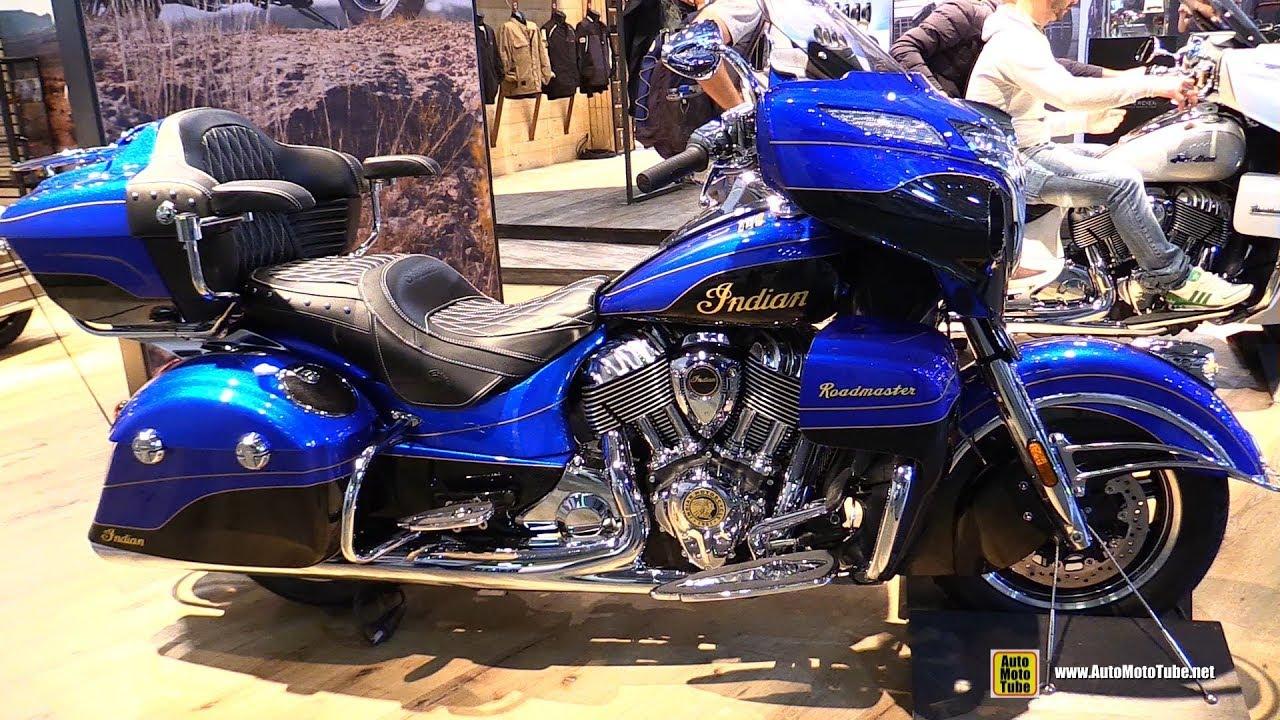 2018 indian roadmaster elite walkaround 2017 eicma milan motorcycle exhibition youtube. Black Bedroom Furniture Sets. Home Design Ideas