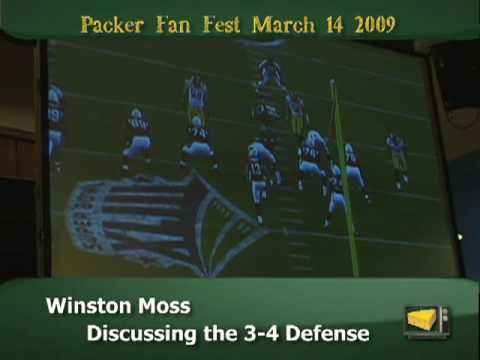 Winston Moss Discusses the 3-4 Defense