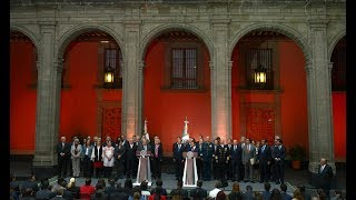 Conferencia de Prensa: Lic. Enrique Peña Nieto y Lic. Andrés Manuel López Obrador