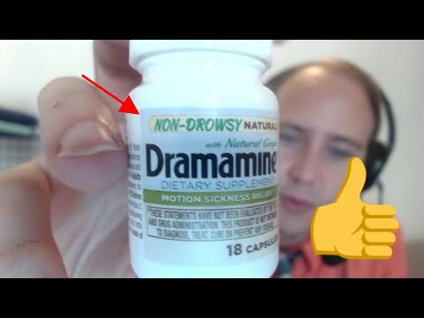 How to take Dramamine—Eazylife Tutorials