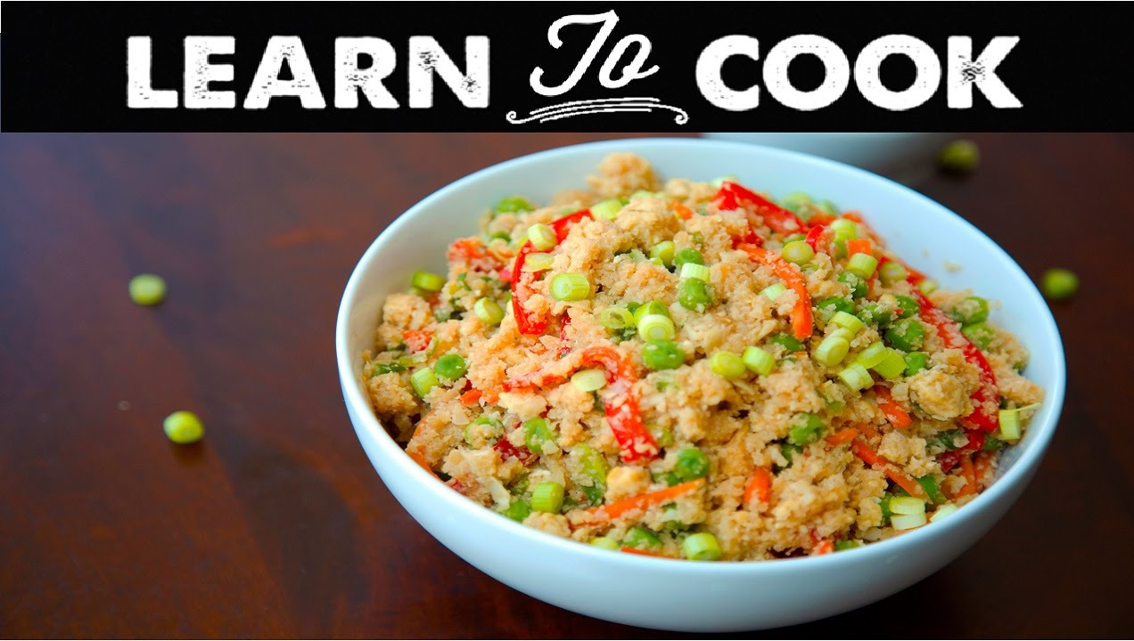 how to cook fried rice youtube