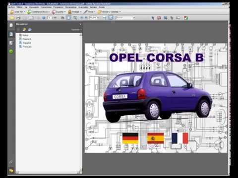 Opel Corsa B - Esquemas Electricos - Schaltpläne - Schemas ...