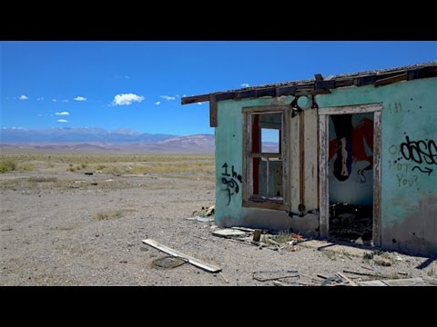 QUIET TIME : Lonesome Nevada Ghost Town