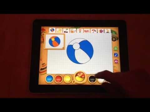 Рисование и раскраска на iPad (ipadstory.ru)