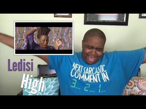 Ledisi - High [Reaction]