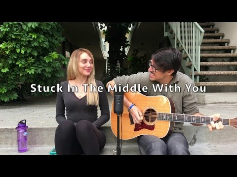 Stuck In The Middle With You (cover by The Fair Wells)