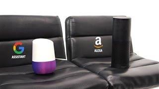 Google Home vs. Amazon Echo: The Interview