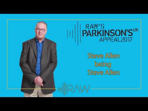 Steve Allen | Parkinson's UK & RAW Interview