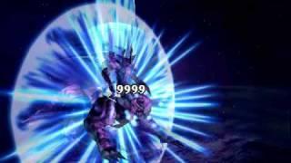 Final Fantasy VIII PC - Rinoa Solo - Omega Weapon (no Hero/HolyWar/GF)