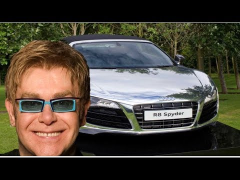 10 MOST EXPENSIVE THINGS OWNED BY LEGENDARY SINGER ELTON JOHN