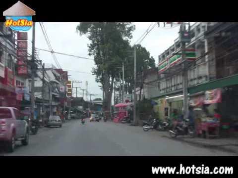 ถนนสายต้นยางลำพูน-เชียงใหม่
