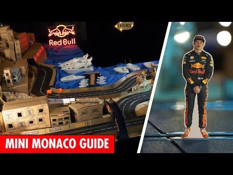 The ultimate Carrera track? A mini Monaco Grand Prix guide with Max Verstappen and Daniel Ricciardo!