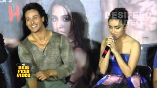 Baaghi : Tiger Shroff , Shraddha Kapoor - Fun Interview : Part 2