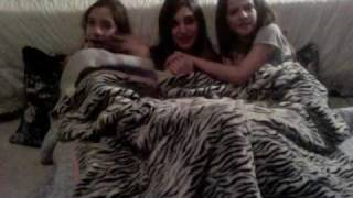 Repeat youtube video What guys think girls do at sleepovers