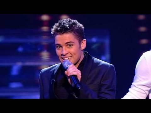 X Factor Joseph Anteater The X Factor 2009 - Jo...