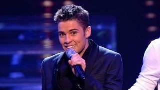 The X Factor 2009 - Joe McElderry - Live Show 3 (itv.com/xfactor)