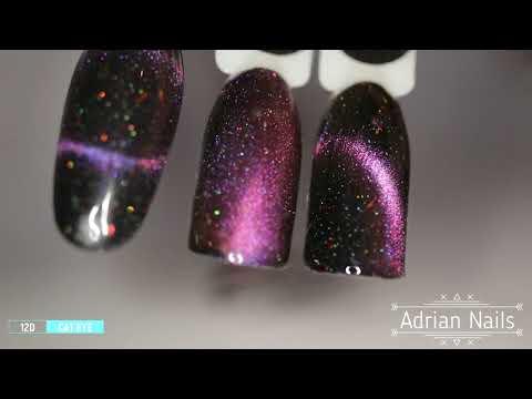12d Cat Eye - Adrian Nails Gel Polish