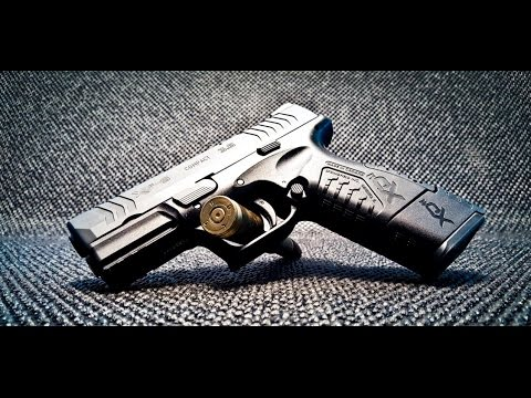 Springfield XDm 3.8 Compact 9mm (CCW Perfection) Table Top Review