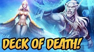 Deck of Death! | Wild Concede Druid | The Boomsday Project | Hearthstone