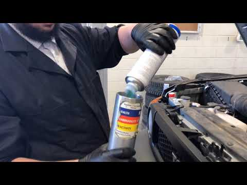 How to properly perform a Toyota Fuel Injection Service.