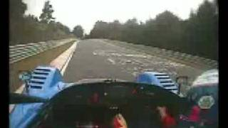 radical sportscar the fastest lap around the famous nurburgring