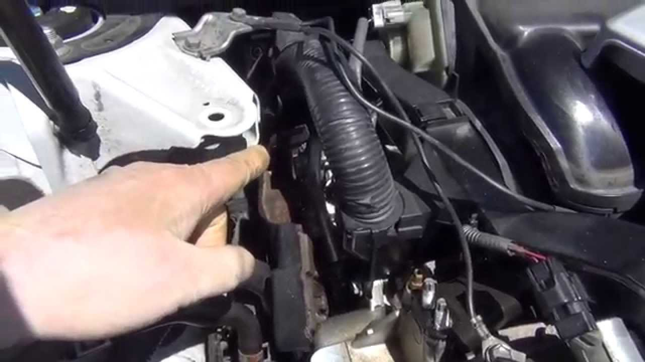 1998 toyota camry engine diagram vectra wiring 3.5l v6 vvt-i oil failure - near youtube