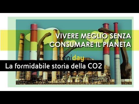 La formidabile storia della CO2 - Eniday | Eni Video Channel