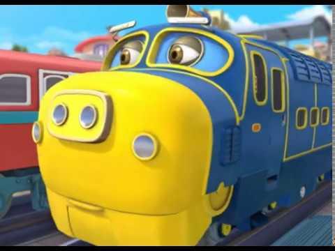 Chuggington Züge