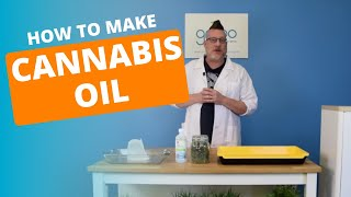 كيفية جعل القنب النفط | Grobo
