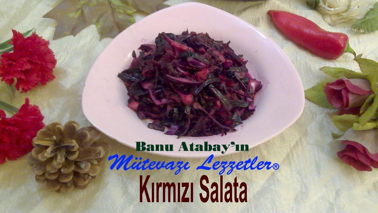 Bakliyat Salatası – Kekevi Yemek Tarifleri