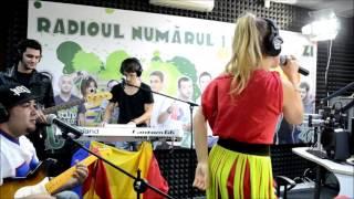 Corina - A ta (Live la Radio ZU - Marea Unire ZU)